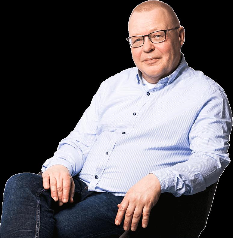 Asianajaja Jarkko Pulkkinen